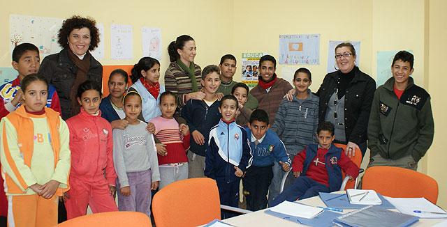 """Los niños inmigrantes del Proyecto """"Educa para la Diversidad"""" finalizan el programa de integración educativa - 1, Foto 1"""