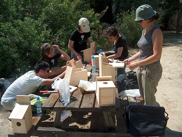 Unas 20 personas han participado en el Programa de Voluntariado Ambiental para la Conservación del Río Segura de la Concejalía de Medio Ambiente de Molina de Segura - 1, Foto 1