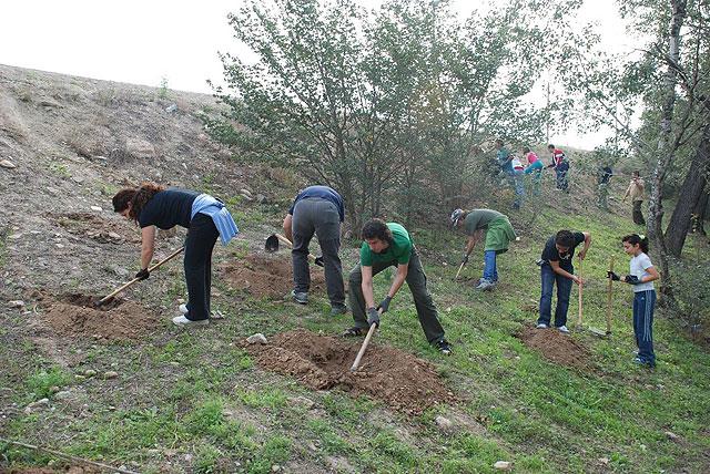 Unas 20 personas han participado en el Programa de Voluntariado Ambiental para la Conservación del Río Segura de la Concejalía de Medio Ambiente de Molina de Segura - 2, Foto 2