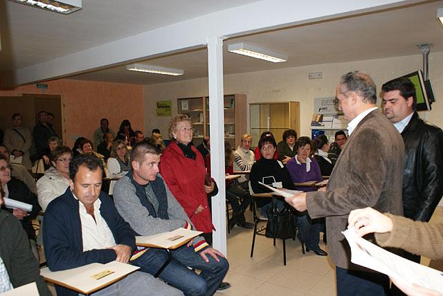El Centro de Desarrollo Local forma a 650 usuarios a través de los 45 cursos realizados durante el año 2008 - 1, Foto 1