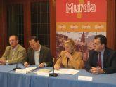 La Comunidad aporta un mill�n de euros para construir los nuevos centros municipales de Cabezo de Torres y Alquer�as