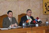El delegado del Gobierno informa que se han presentado 79 proyectos del Fondo Estatal de Inversi�n Local presupuestados en 64 M€