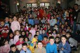 Un total de 147 familias de Santomera, La Matanza y el Siscar se beneficiarán durante las fiestas navideñas de la Escuela de Navidad