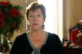 La alcaldesa anima a afrontar la crisis con confianza en su mensaje navideño