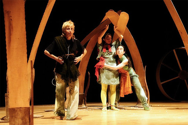 El Teatro Villa de Molina cierra la programación trimestral con LA REINA DE LAS NIEVES el martes 30 de diciembre - 1, Foto 1