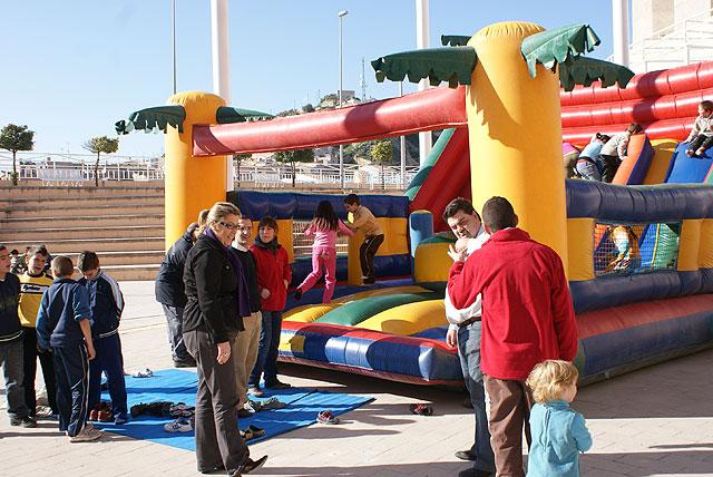 El Centro  Cultural de Puerto Lumbreras acoge desde hoy las actividades de Navilandia - 1, Foto 1