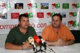 Para IU, 'las responsabilidades políticas de Martínez Andreo son igual de graves que antes del sobreseimiento del cohecho'