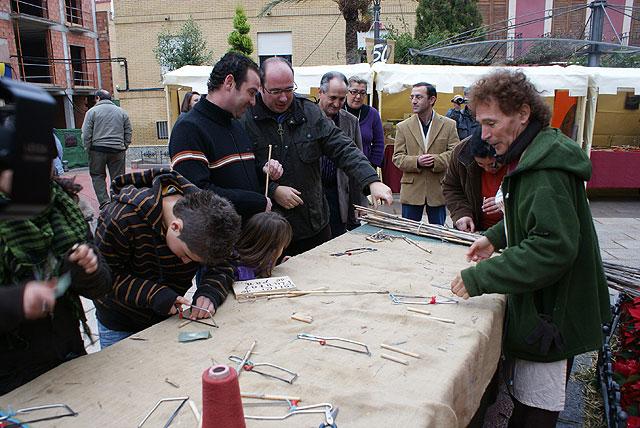 Se inaugura el Mercado Artesanal de Navidad de Puerto Lumbreras - 2, Foto 2