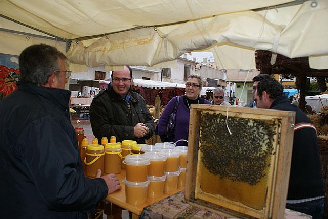 Se inaugura el Mercado Artesanal de Navidad de Puerto Lumbreras - 3, Foto 3