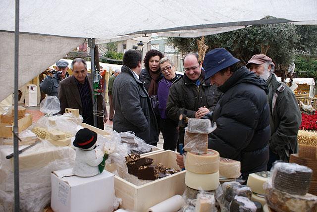 Se inaugura el Mercado Artesanal de Navidad de Puerto Lumbreras - 4, Foto 4