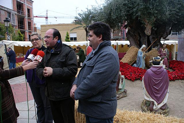 Se inaugura el Mercado Artesanal de Navidad de Puerto Lumbreras - 5, Foto 5