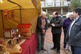 Se inaugura el Mercado Artesanal de Navidad de Puerto Lumbreras