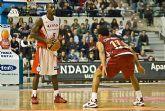 91-82. El CB Murcia gana a un rival directo con un soberbio Dea