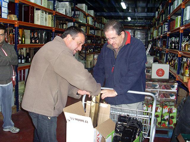 """El Servicio de Apoyo Psicosocial realiza una visita a la empresa """"El Rincon del Vino"""", Foto 3"""