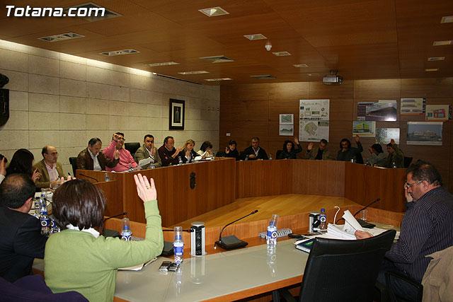 El Pleno abordar� cerca de una veintena de propuestas, Foto 1