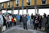 Gran cantidad de personas participan en la ruta más misteriosa por el Casco Antiguo