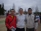 Grandes resultados los obtenidos en Fuente Álamo por los atletas del Club Atletismo Totana