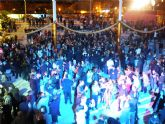 Mas de 1000 lumbrerenses despiden el año de Cincuentenario y dan la bienvenida al nuevo 2009