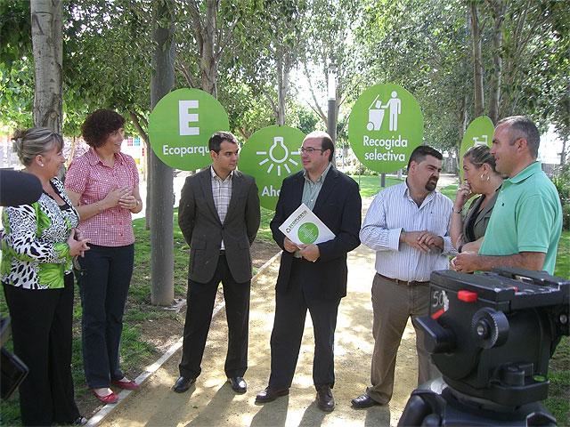 Se creará una Guía de Buenas Prácticas Medioambientales para las empresas lumbrerenses - 1, Foto 1