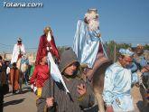"""El tradicional """"Auto Sacramental de los Reyes Magos"""" del Paret�n se representar� en la pedan�a el pr�ximo martes d�a 6 de enero"""