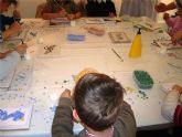 Más de 160 niños participan en el Taller 'Mosaicos en Familia' desarrollado en el Museo de Bellas Artes