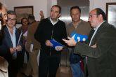 El Ayuntamiento y Aseplu presentan la 'Guía de Ayudas y Subvenciones a la Iniciativa Emprendedora'