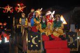 Los Reyes Magos llenan de ilusión Las Torres de Cotillas