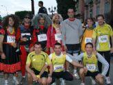 Atletas del Club Atletismo Totana participan en las San Silvestres de Vallecas, Murcia y Crevillente