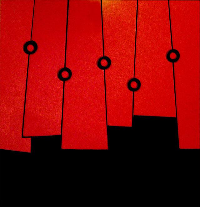 """""""Tras el muro"""", de Oribe, en la Galería Espacio Kubiko de Madrid, Foto 1"""