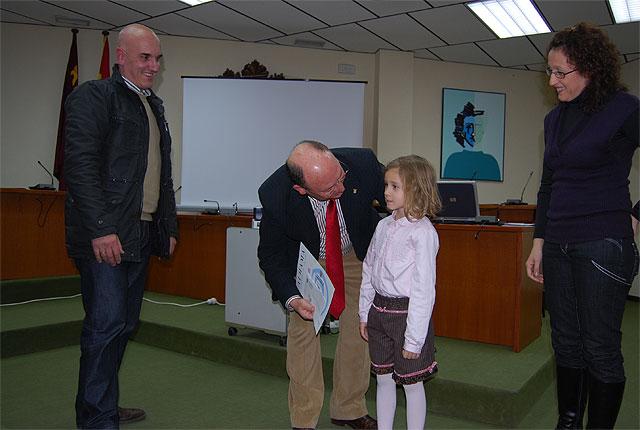 Han sido entregados los premios del Concurso de Postales Navideñas 2008, Foto 4