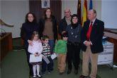 Han sido entregados los premios del Concurso de Postales Navideñas 2008