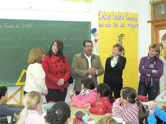 Los escolares aprenden 'Seguridad infantil' en el ámbito doméstico, Foto 1