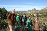 Las obras para regenerar la zona afectada por el incendio forestal de Moratalla emplearán a más de 150 personas