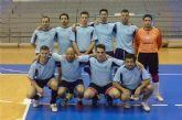 El equipo de fútbol-sala de la Policia Local de Alcantarilla, queda campeon en el X Trofeo Presidente de la Federación de Municipios y Provincias de la Región