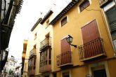 Obras Públicas subvenciona la rehabilitación de fachadas en el centro histórico de Moratalla