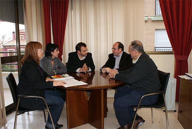 El alcalde se entrevista con ASAJA para abordar proyectos comunes de apoyo al sector - 1, Foto 1