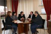 El alcalde se entrevista con ASAJA para abordar proyectos comunes de apoyo al sector