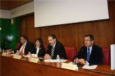 El alcalde asiste a la presentaci�n del campus virtual de la C�mara de Comercio