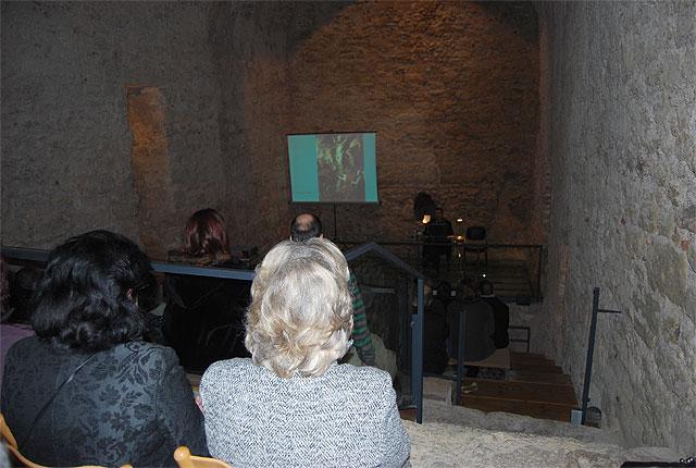 La Hermandad de Ntra. Sra. de los Dolores y de la Soledad en colaboración con el Ayuntamiento realizó varios actos donde se presentó el cartel anunciador de la Semana Santa 2009, Foto 2