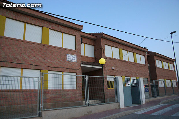 """The City will contract the works to expand the CEIP San José """""""