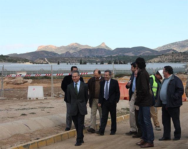 Dos grandes colectores evitarán inundaciones en el centro urbano de Mazarrón y en Bahía, Foto 1