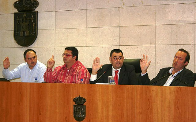 """Denounce """"the council increased the PP released, amounting to 8 at City Hall, during the economic crisis"""""""