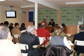 Miembros del proyecto Agrupación de Empresas Innovadoras del Sureste de Murcia (AEI) se reúnen en Puerto Lumbreras