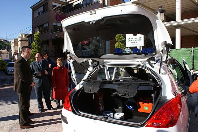 Nuevo vehículo para Policía Local de Puerto Lumbreras - 1, Foto 1