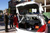 Nuevo vehículo para Policía Local de Puerto Lumbreras