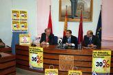El director general de Comercio y Artesanía de la Región de Murcia se reune con el alcalde y los comerciantes de Alcantarilla