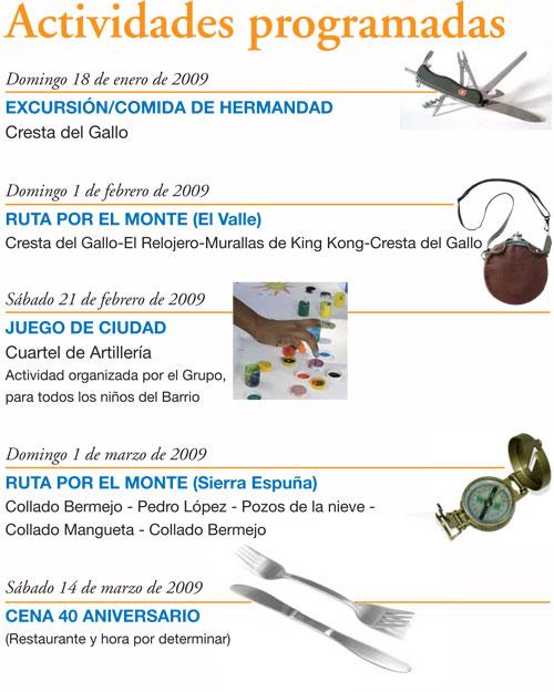 El Grupo Scout Ntra. Sra. del Carmen de Murcia conmemora el 40 aniversario de su creación con la realización de diversas actividades - 2, Foto 2
