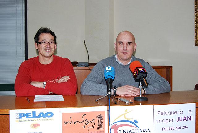 Se presenta un nuevo Club de Triatlón en la localidad, Foto 1