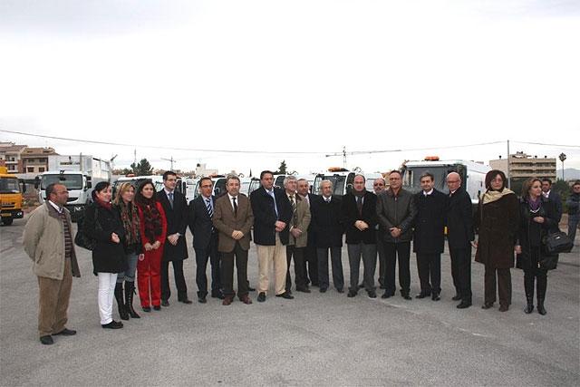 El Ayuntamiento de Puerto Lumbreras cuenta con dos nuevas barredoras - 1, Foto 1