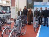 La concejalía de Turismo pone en marcha un servicio automático de préstamo de bicicletas con 5 bases repartidas por el municipio y 50 bicicletas a disposición de los usuarios